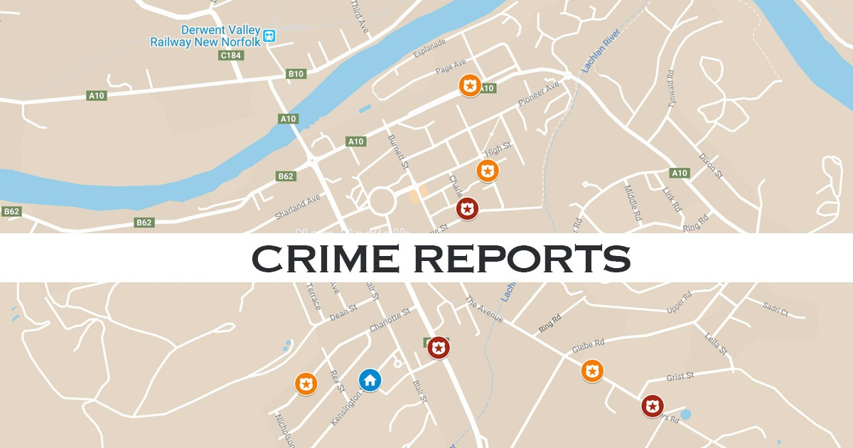 crime reports new norfolk