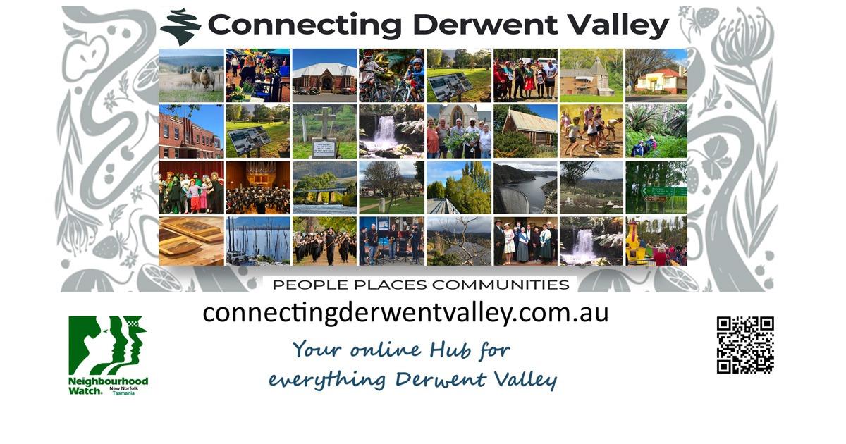connecting derwent valley poster
